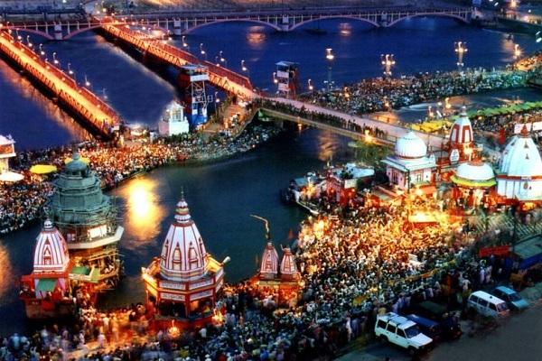 Haridwar Rishikesh Mathura Agra Tour