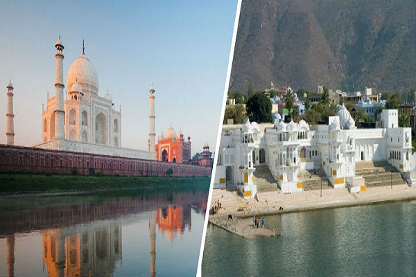 Golden Triangle Tour With Pushkar Ajmer Package